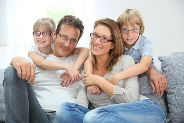 Family in Sandy Springs happy with optical services from Dr. George Shida